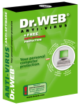 Dr.Web forWindows Anti-virus + Anti-spam
