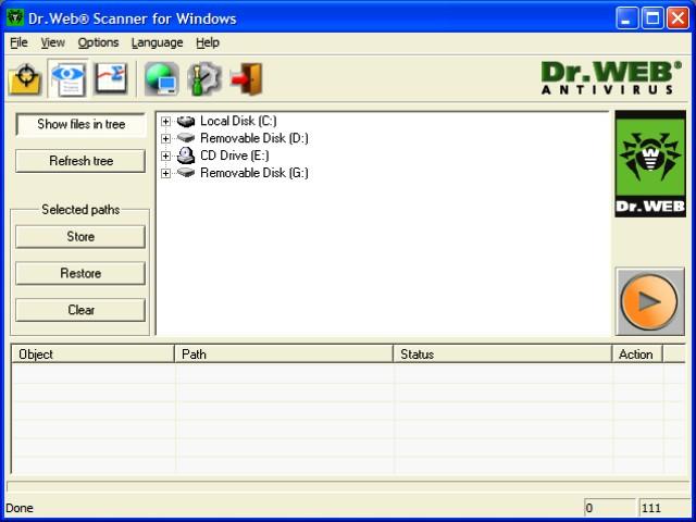 Dr.Web 4.33 - бета-тестирование.